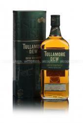 Tullamore Dew виски Тулламоре Дью в тубе