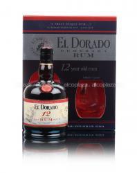 El Dorado 12 years ром Эль Дорадо 12 лет