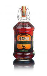 Stroh 40 Jagertee 500 ml ром Штро 40 Ягертэ 0,5 л