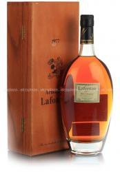 Lafontan Millesime 1996 0.7l Wooden Box арманьяк Лафонтан Миллезиме 1996 0.7 л. в дер./уп.