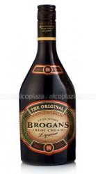 Brogans Irish Cream 500 ml Ликер Броганс Айриш Крим 0.5 л