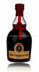 Gran Duque d`Alba бренди де херес Гран Дуке де Альба