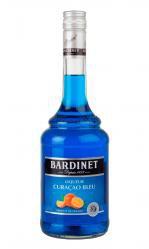 Bardinet Curacao Bleu Ликер Бардине Голубой Кюрасао