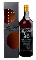 Niepoort 30 years old Tawny Портвейн Нипорт Тони 30 лет