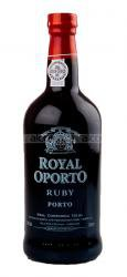 Royal Oporto Ruby портвейн Роял Опорто Руби