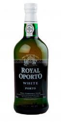 Royal Oporto White 0.75l портвейн Роял Опорто Вайт 0.75 л.