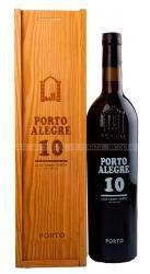 Porto Alegre 10 years Портвейн Порто Алегре 10 лет