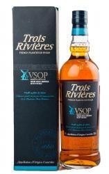 Trois Rivieres VSOP Reserve Speciale 0.7l Gift Box ром Труа Ривьер ВСОП Резерв Спесиаль 0.7 л. в п/у
