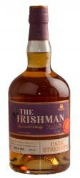 Irishman Cask Strength 0.7l Gift Box виски Айришмен Каск Стренгс 0.7 л. в дер/ящ.