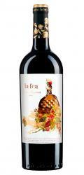 Paniza La Fea Gran Reserva Испанское вино Ла Феа Гран Резерва