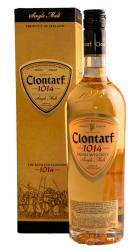 Clontarf 1014 Single Malt 700 ml виски Клонтарф 1014 Сингл Молт 0.7 л в п/у