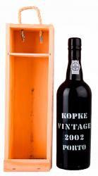 Kopke Vintage 2002 портвейн Копке Винтаж 2002