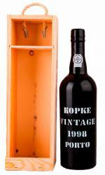 Kopke Vintage 1998 портвейн Копке Винтаж 1998