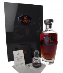 Lecompte Secret Calvados Pays dAuge 0.7l with gift box Кальвадос Леконт Секрет Пеи ДОж 0.7л в п/у