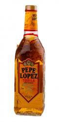 Pepe Lopez Gold текила Пепе Лопез Голд